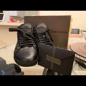 8a94cc01f7d9 Men s Louis Vuitton Damier Sneakers on Poshmark